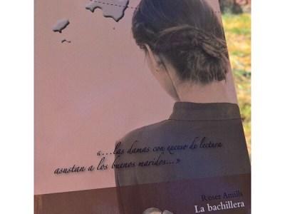 Gracias @joriolco : @roseramills #labachillera, llegó de Mallorca a Torrelavega, ahora se lo he regalado a @01giorgia para que llegue hasta Brescia y tengas la opinión de una italiana residente en Barcelona