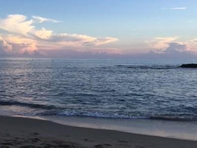 Os envío besitos y un poco de mar #palinuro #palinurolesaline