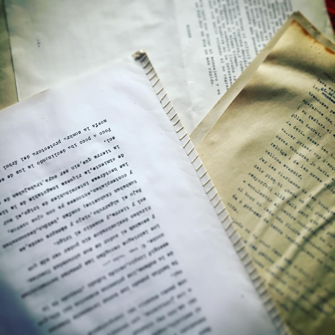 Haz lo que amas, y hazlo a menudo! Yo escribo desde 1983 ;)) #escritora #mallorquina #algaida #palmademallorca #clubdelectura #llibres #libro #books #bookshop #libreria #llibreria #bestseller #leermola #leeressexy #lecturas #booklover #bookstagram #cultura #regalalibros #regalallibres #mallorcainspira