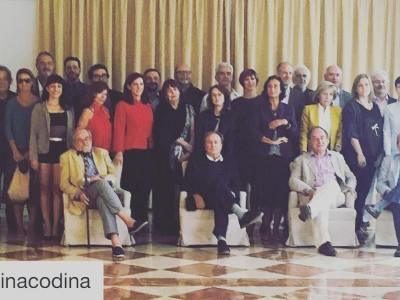 Gracias @tinacodina : la foto dels participants a les #conversesformentor #conversesformentor2016 y gracias a la #FundacionSantillana @barcelohotelsresorts @elpaiscultural @GrupoPRisa #conversesformentor #mallorca #formentor #escritores