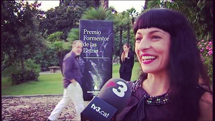 Gràcies TV3 per sa menció! #conversesformentor2016
