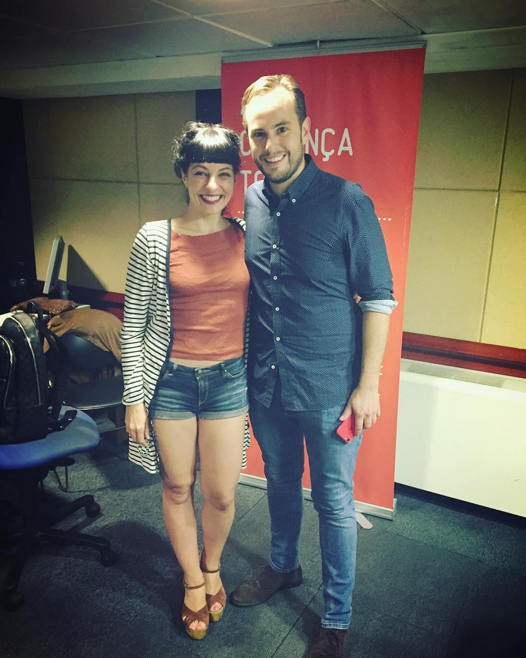 Hoy en @lanit31416 hemos disfrutado mucho la visita de @jorgeblass ;)) @la_ser #sercat #31416lanitquenosacaba #radio #risas #humor #tonimarin #pictoftheday #working #news #happyday #friends #moment #lanit131416