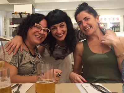Es ghetto mallorquí avui hem fet festa amb @sebastiaportell a @idobalear i #eldiaquevamorirdavidbowie ;))
