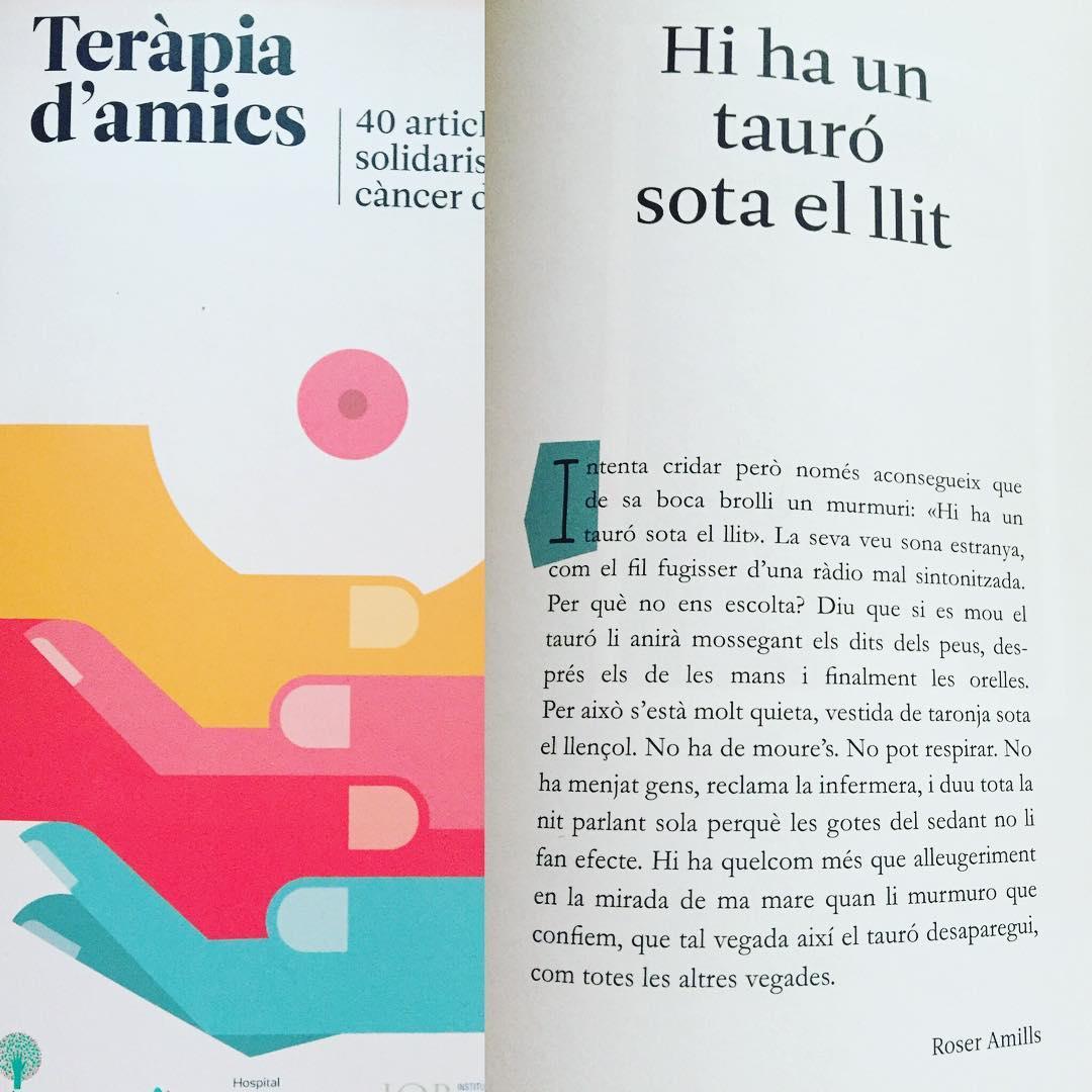 Hi ha un tauró sota el llit #terapiadamics contra el #cancerdemama @quironsalud @elcorteingles 10€ íntegres a recerca #EciSeVisteDeRosa #escritora #mallorquina #algaida #clubdelectura #llibres #libro #books #bookshop #libreria #llibreria #bestseller #leermola #leeressexy #lecturas #booklover #bookstagram #cultura #regalalibros #regalallibres #mallorcainspira