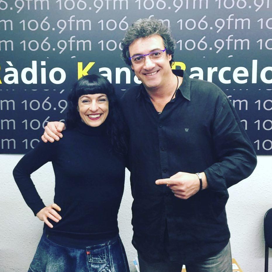 He gaudit molt l'entrevista de @vullserunangel (Gerard Jofra, el fill de l'Eugenio) Gràcies!!