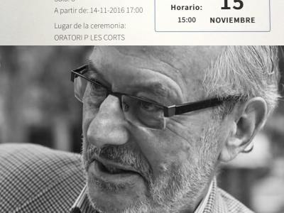 Ivan Tubau (Barcelona, 1937-2016) | Dencanse en paz
