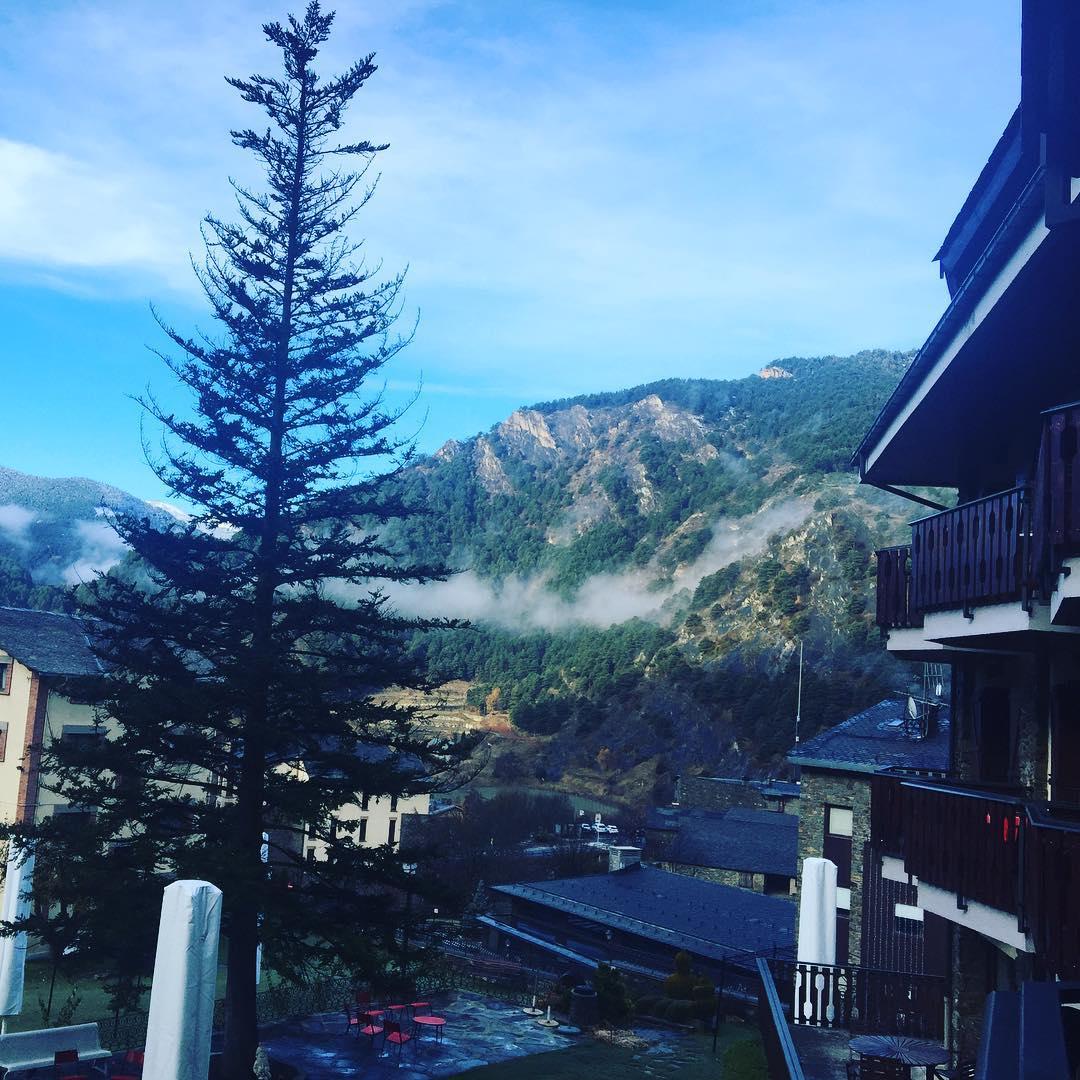 Bon dia, Andorra ;)) #amillsmorning