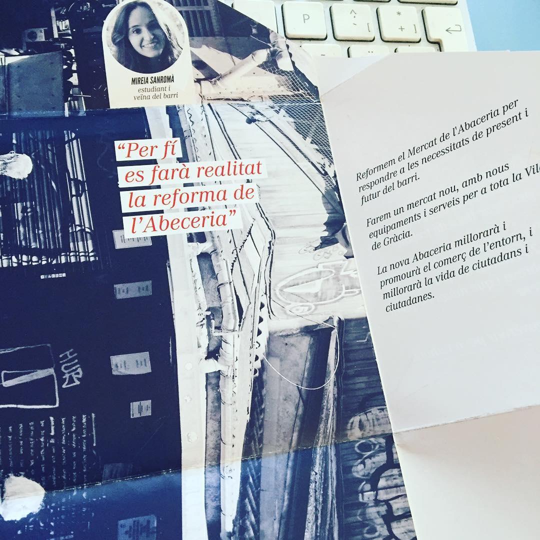 Potser no calia: l'Ajuntament fa fulletons caríssims amb faltes d'ortografia @jcollboni ? #abeceria?? #perfí???