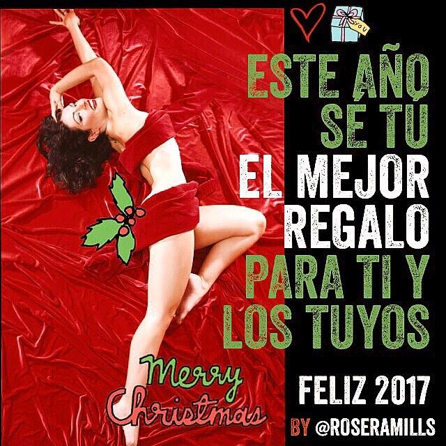 Este año sé tú el mejor regalo para ti y los tuyos #loveyourself #merrychristmas #happydays ;))