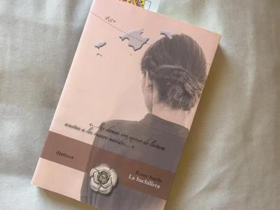 Me encanta el punto de libro de Matilde para leer #labachillera Gracias por la foto!!