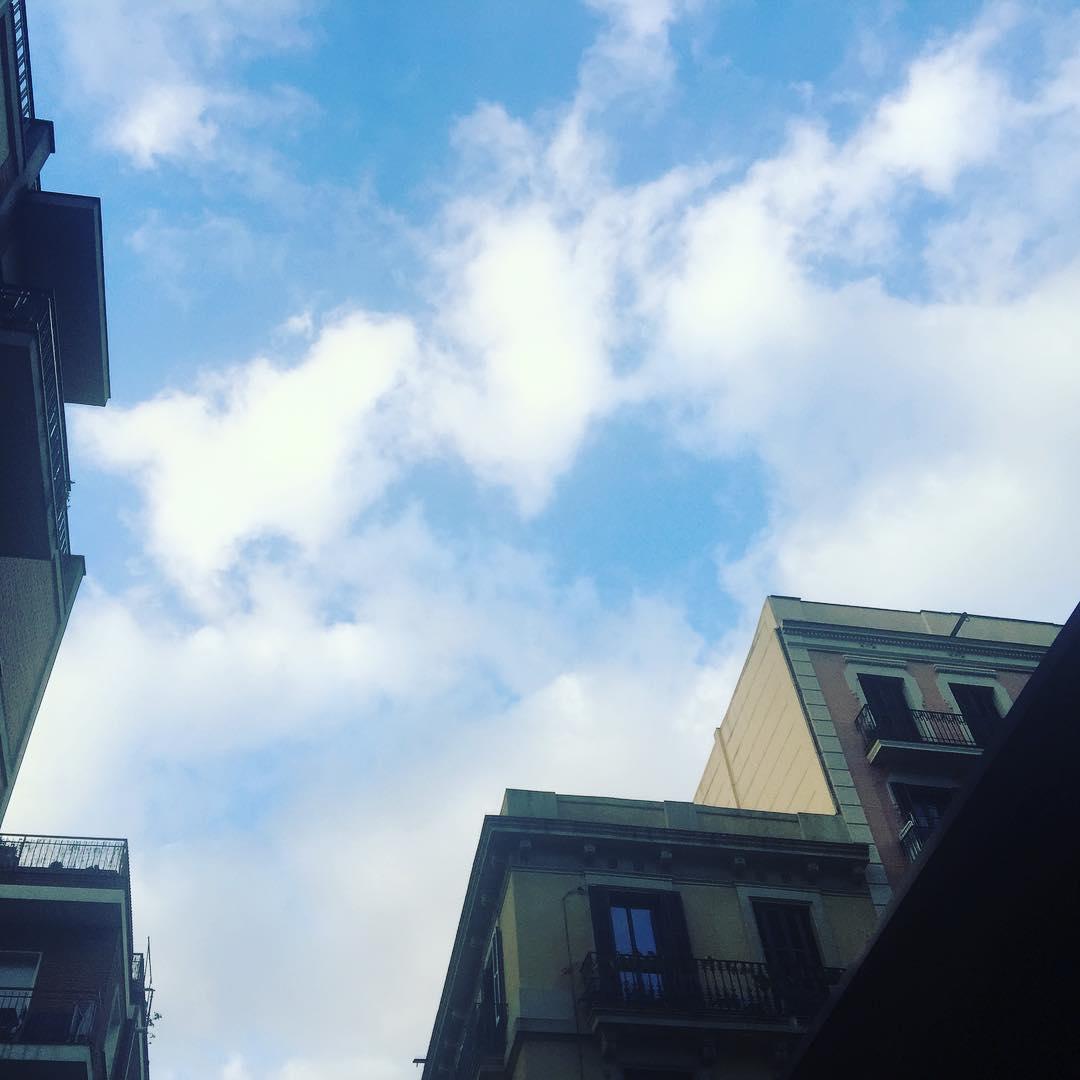 Mira al cielo :))