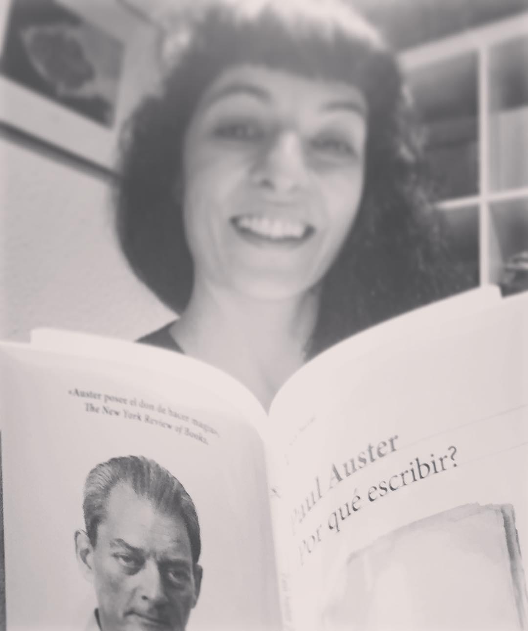 Robo cosas de la realidad, como debe hacer todo novelista, episodios de mi vida. Paul Auster