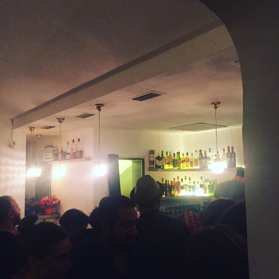 Inaugurem el Groc, fantàstic nou bar a Gràcia