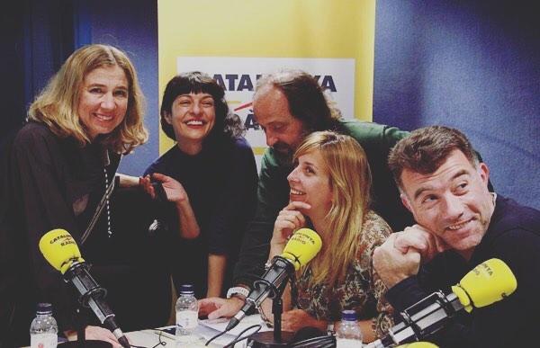 Ei!!!! Avui a les 19h a @CatalunyaRadio debat Revolució 4.0 🔊 amb 🍲 @adaparellada