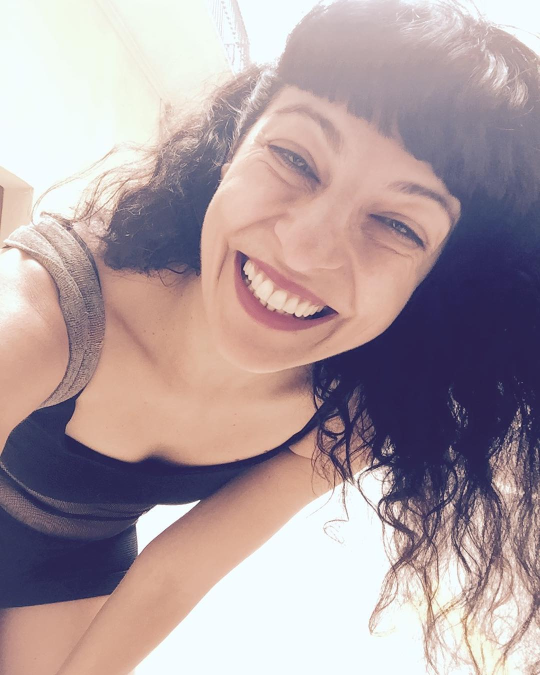 Sin filtros, ésta es la cara que se me pone cuando estoy en mi tierra #mallorca #mallorquina