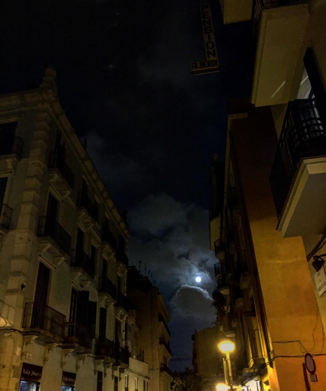 Luna llena #barridegracia