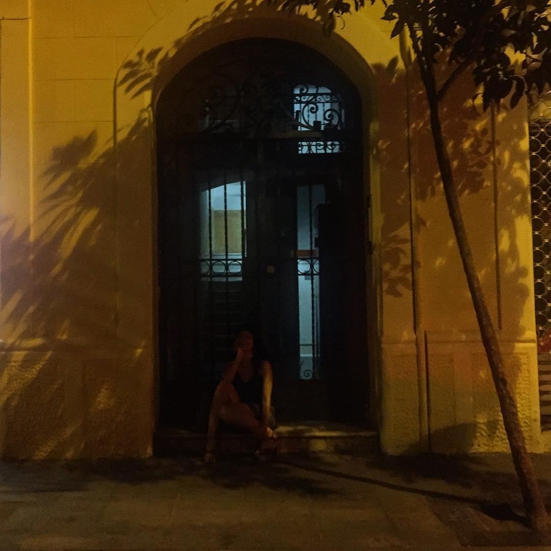 La pensadora :)) #barridegracia #festesdegracia2017