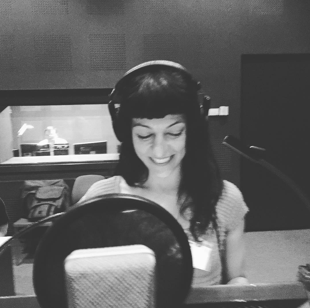 En unos días me toca grabar algo que quiero contaros pero no puedo grrrrr ;))