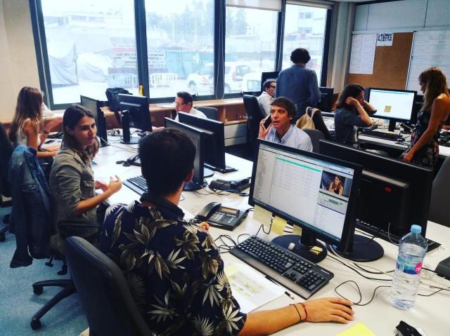 Estreno del nuevo magazín de tarde en TV3, producido por Mediapro