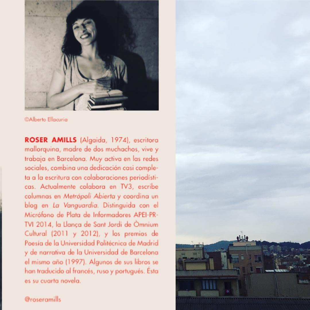 Asja, cuarta novela de Roser Amills