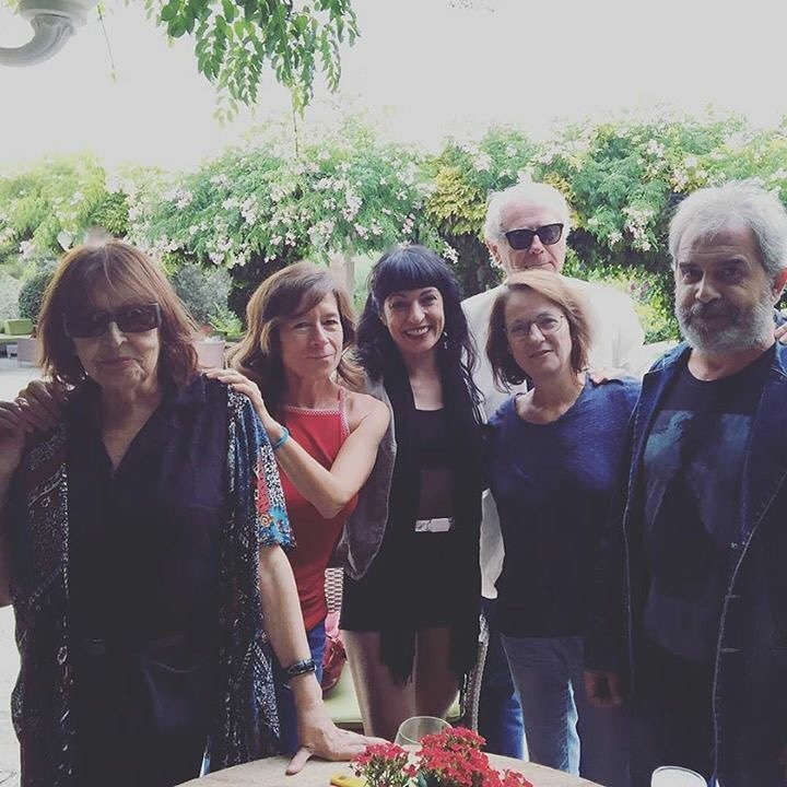 Adoro esta foto de las #conversesformentor del año pasado!