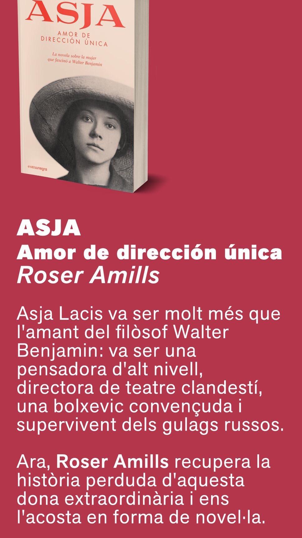 "Barcelona   Presento ""Asja"" a Abacus"
