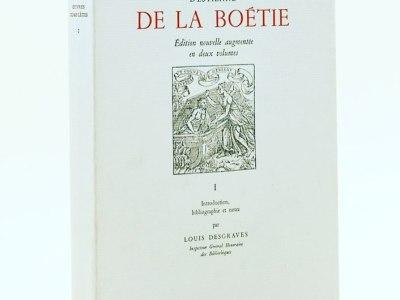 """Lectura muy necesaria: """"El discurso sobre la servidumbre voluntaria"""" de Étienne de la Boétie (s. XVI)"""