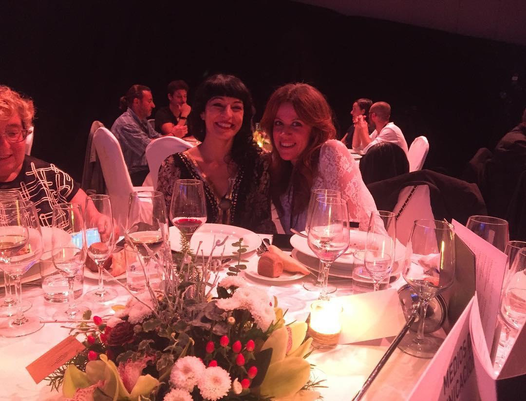 Os presento a mis compañeros de mesa del #premioplaneta2013