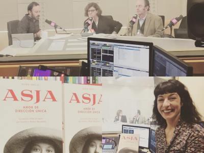 Gracis #rafelgallego per s'entrevista i per donar temps de bona ràdio a n'#asjalacis a #aldiaib3 @ib3