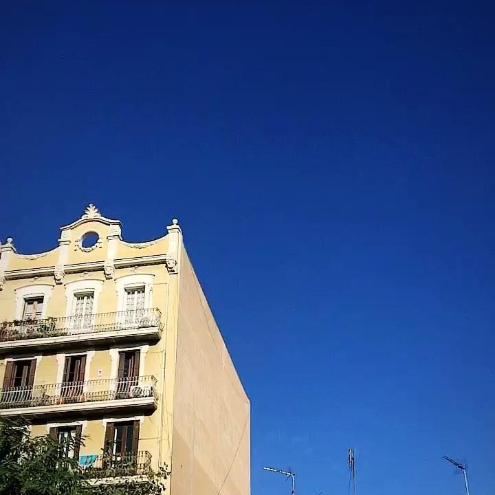 Frío soleado #barridegracia
