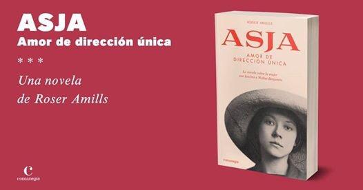Blog de historia   Asja. Amor de dirección única   Roser Amills