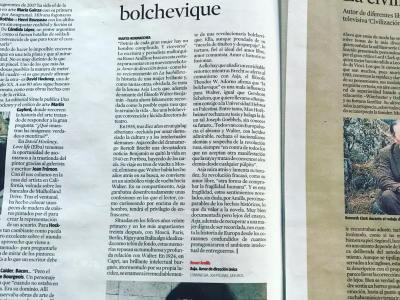 Ayer #sébuena / #fesbondat entre lo recomendados del #Cultura/s de @lavanguardia, especial #santjordi