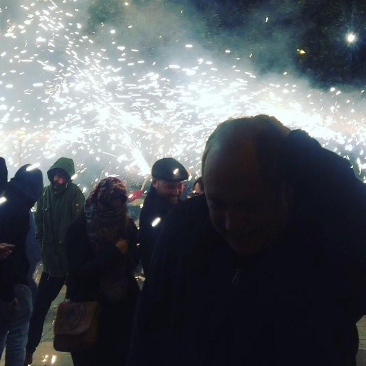 Diables #barridegracia #sapoblaagracia2018
