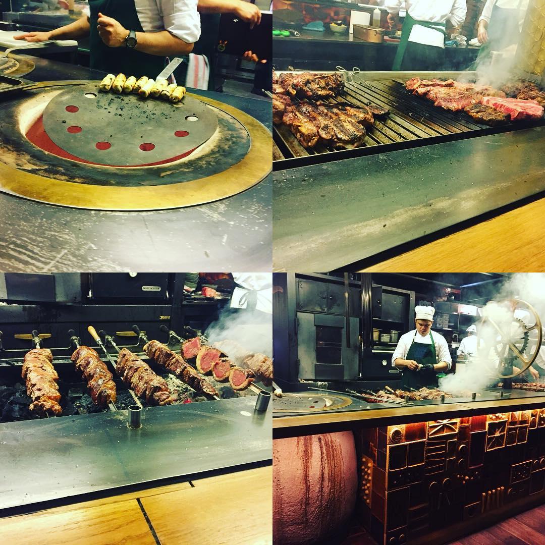 Un restaurante de Madrid :))