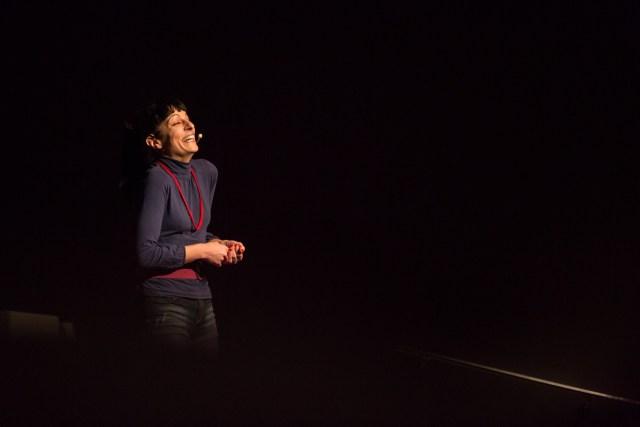 roser amills primer TEDx que s'ha fet a Tarragona i també el primer meu