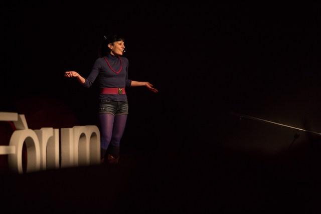 """Roser Amills TEDx Talk 2015 """"la veritable revolució femenina"""" El trobareu sencer al meu canal de Youtube #tedxtalks #tedx #texwomen"""