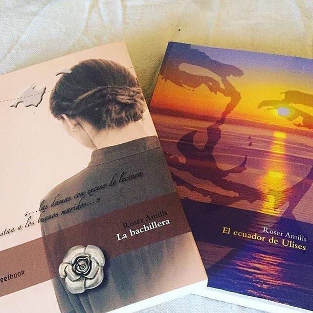 Gracias a todos los que habéis elegido #labachillera y #elecuadordeulises este verano. Ahora podéis ir a por #asjalacis, mi nueva novela 💕