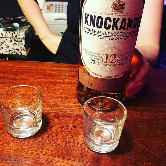 El #knockando nos ha encantado!