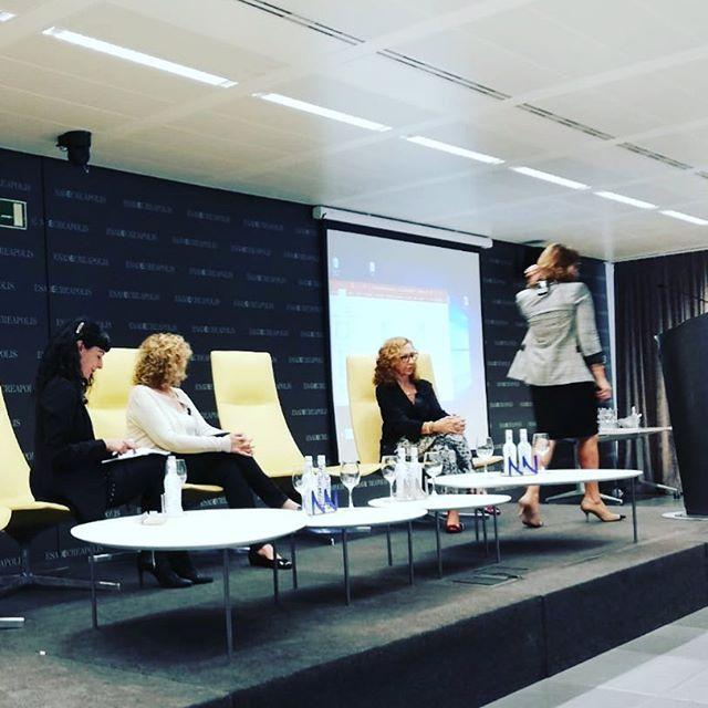 La mesa de Salud y bienestar sexual del @women360congres ha sido amplísima y muy inspiradora! #W360Congress en @esadecreapolis #SantCugat #Barcelona #business #salud #mujeres #Agenda2030 @icdones @women360congres #ehealth #empresa