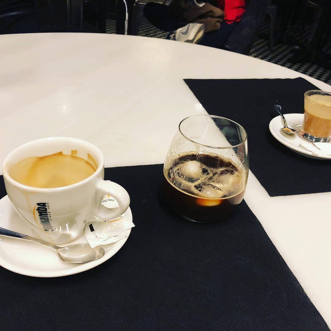 Cafés y bonitos proyectos, un lunes feliz!