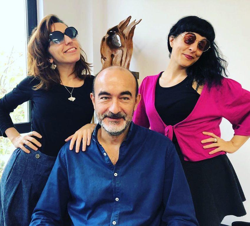 Fue un placer de conocer a @xaviergarciabarcelona #xaviergarcia #design #eyewear #slowdesign #barcelona #character #lifestyle #fashion #trendy #acetate #feminine #girl #women