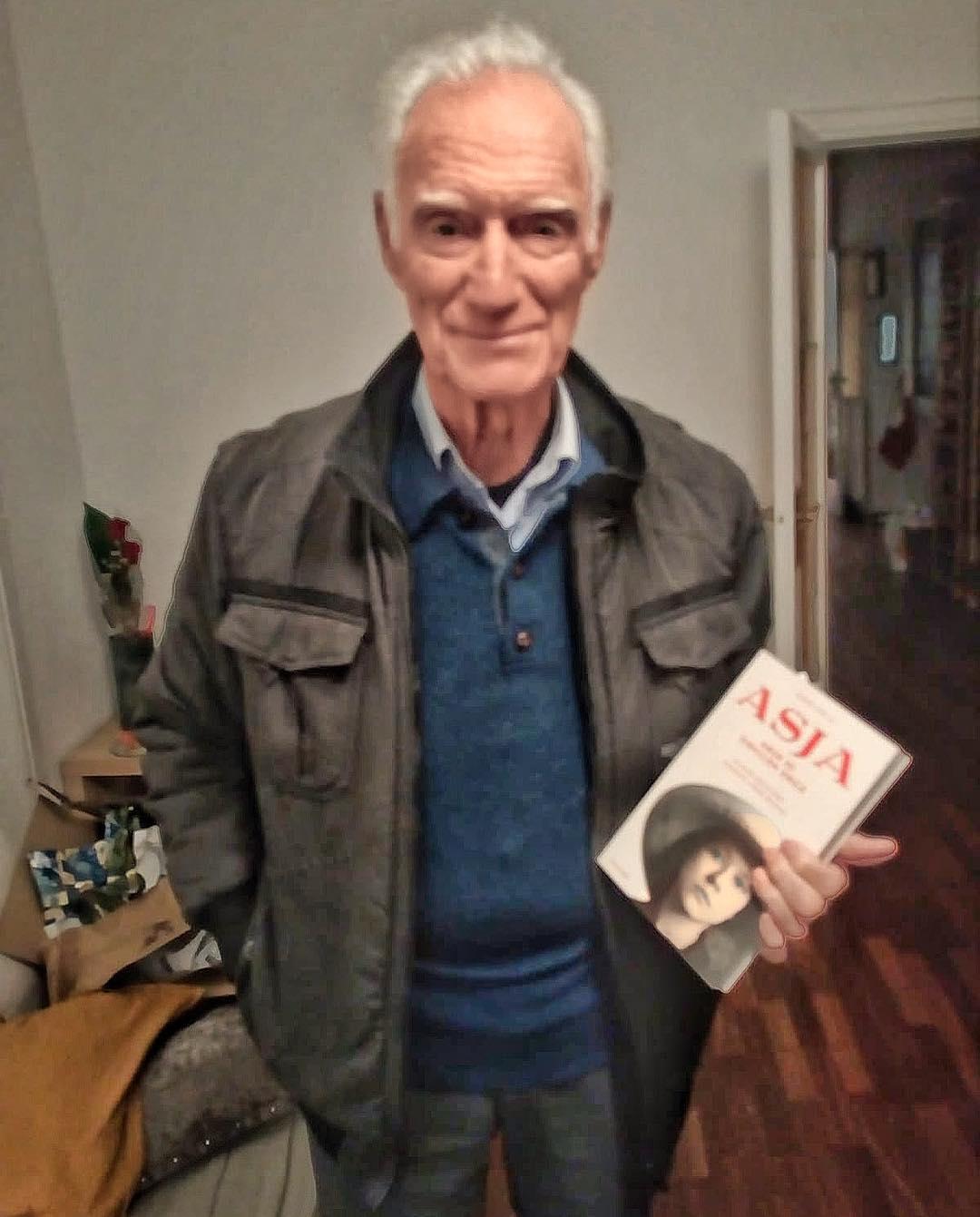 Es un honor saber que Juanma Ruiz de Erenchun va a conocer a #asjalacis [gracias a @laura_barcelona8 🤗]