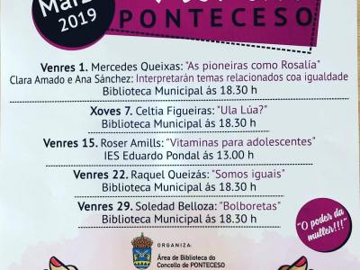 Muy prontito estaré en las #xornadasdexenero de #ponteceso, qué ilusión!!!!