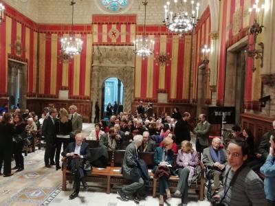 Páginas de conversaciones cruzadas, diálogos de novela para celebrar hoy la #medallador de Jorge Herralde @anagramaeditor