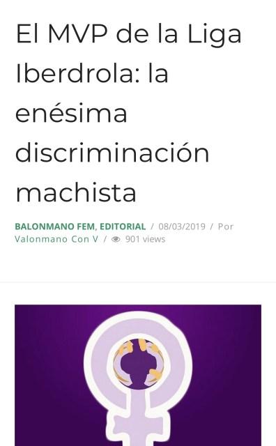 Valonmano.com | La importancia de los referentes femeninos