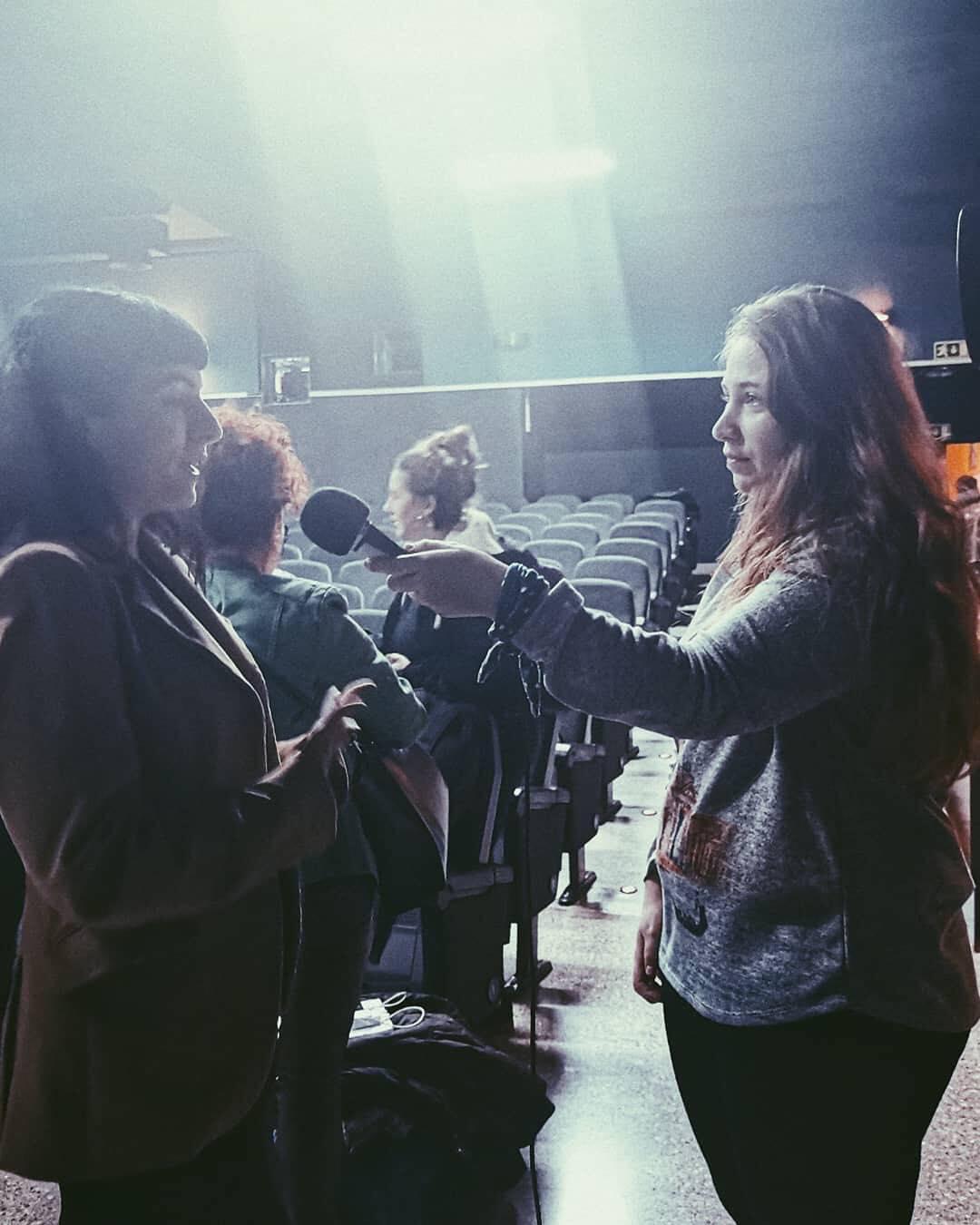 Entrevista a Roser Amills @uabbarcelona ! #8demarç