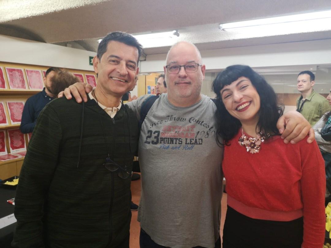 Roser Amills Sant Jordi 2019 Abacus