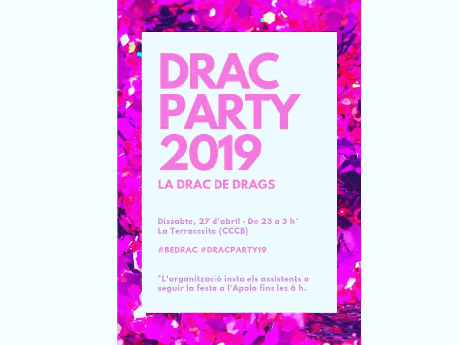 Drac Party 2019