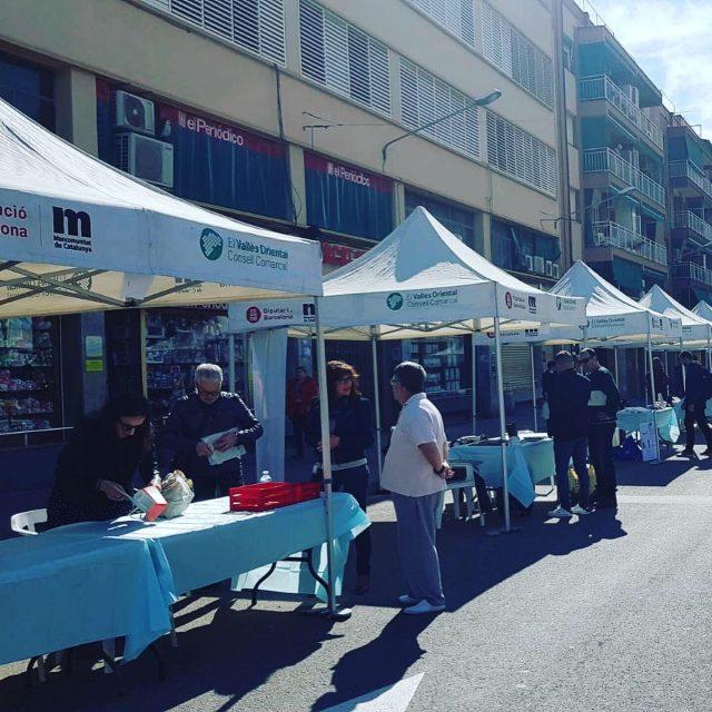 I Feria del Libro de La Llagosta, 2019