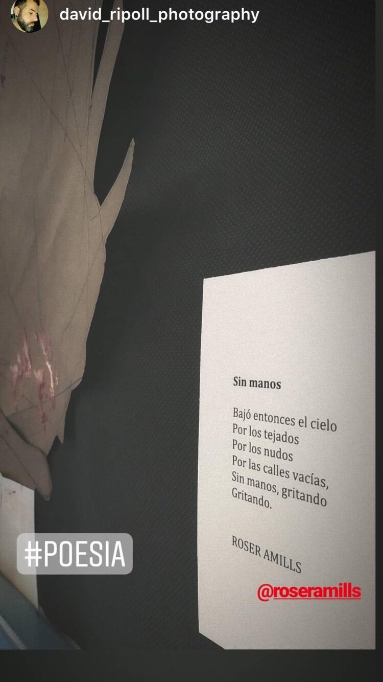 """Exposición """"El corazón es una tabla de cortar"""", en Fabra i Coats"""